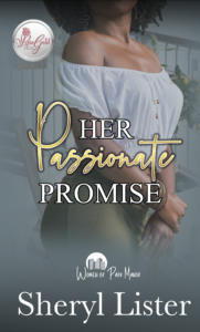 Book Cover: Her Passionate Promise