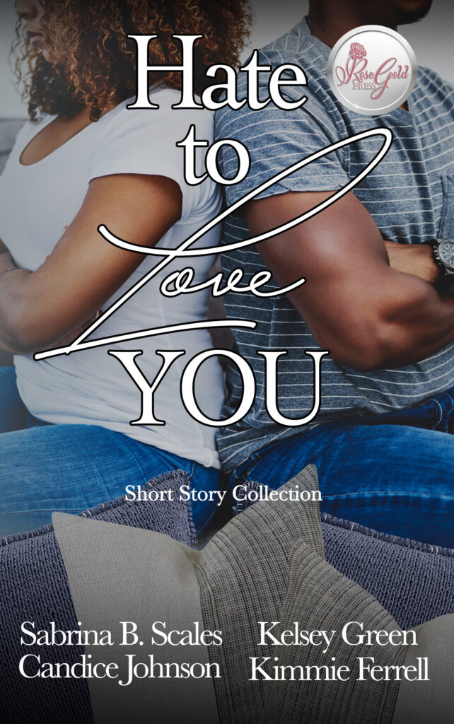 Book Cover: Hate to Love You