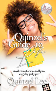 Book Cover: Quinzel's Guide to Life